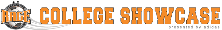 RAGE College Showcase Logo
