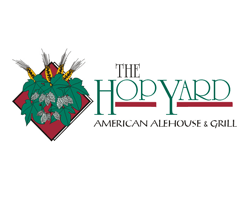 the Hopyard logo