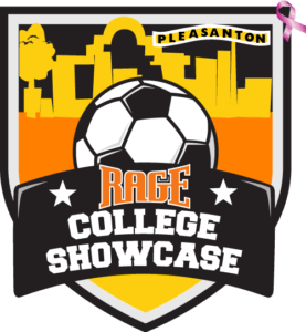 RAGE College Showcase Logo 2019